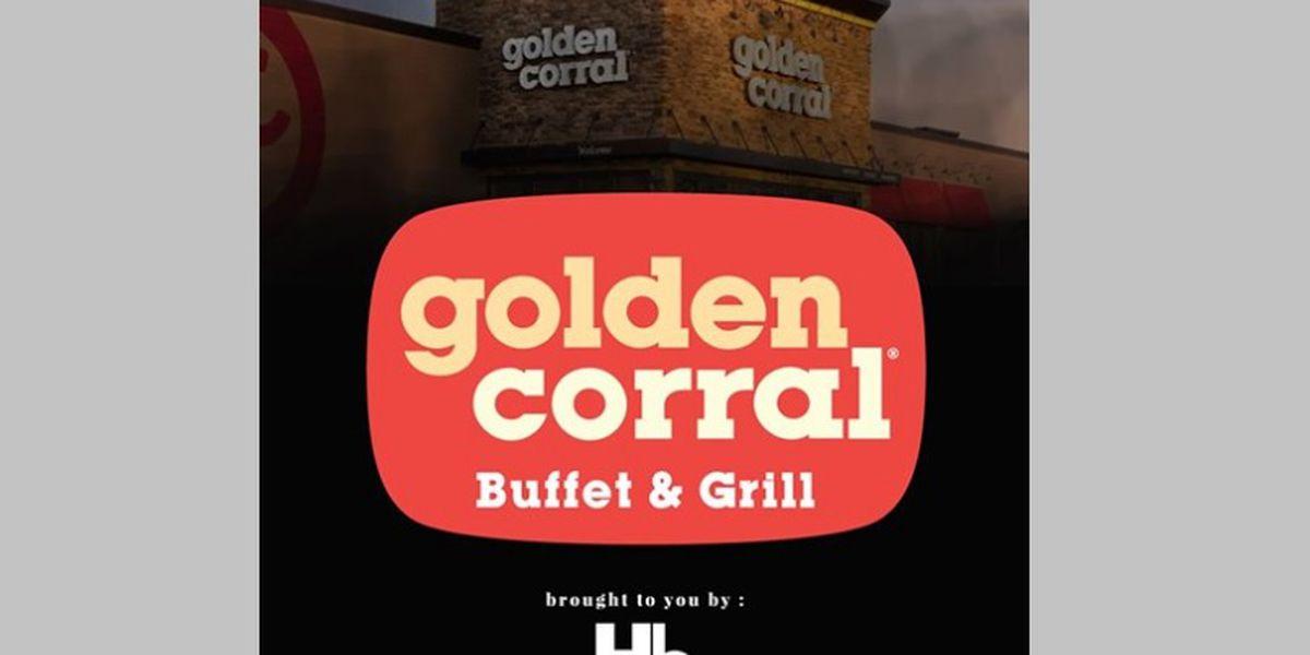 Details released in Golden Corral opening