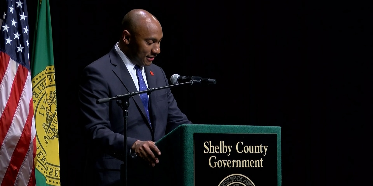 Shelby County mayor announced proposal for paid parental leave for employees
