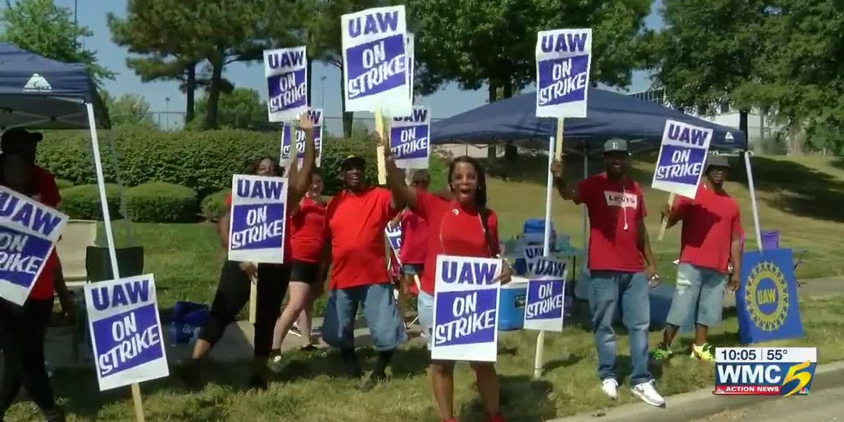 GM strike comes to an end