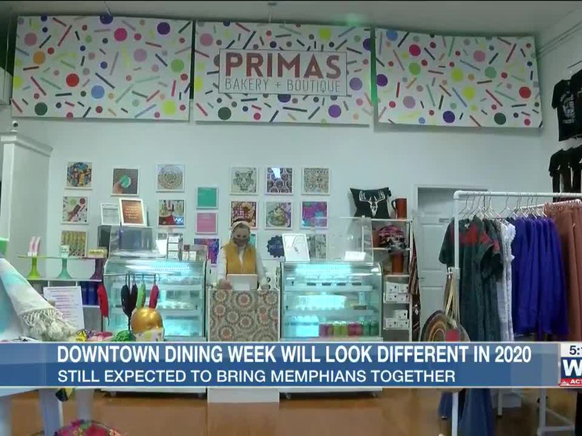 Downtown Dining Week kicks off in November, adjustments made due to pandemic