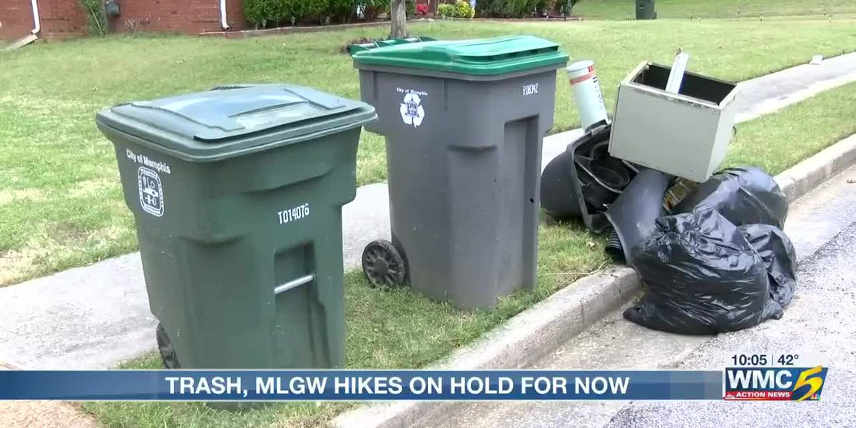 Push to increase solid waste fees fails at Memphis City Council