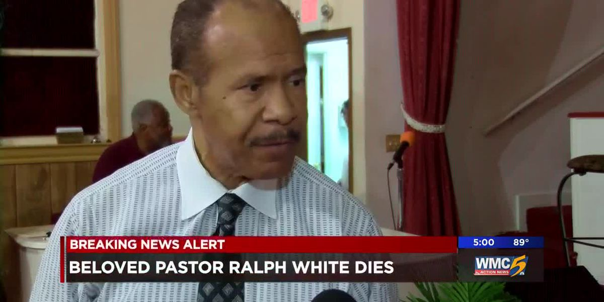 Beloved Pastor Ralph White dies