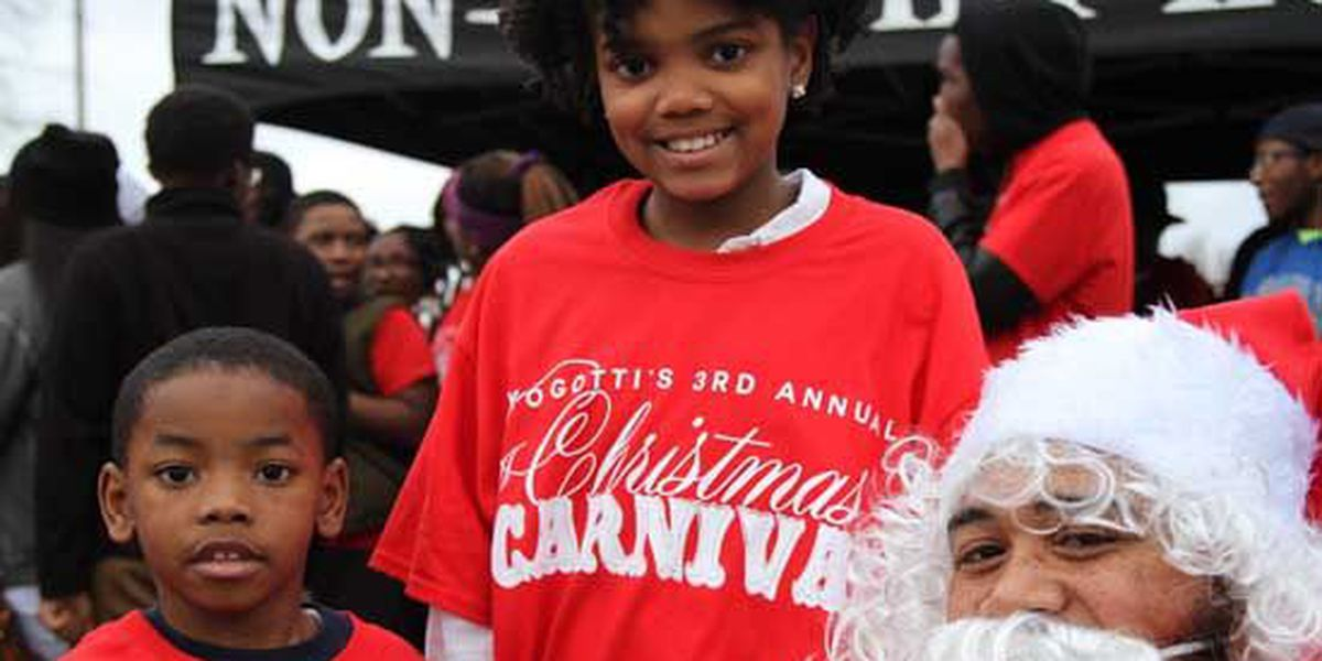 Memphis music artist and former NBA star host Christmas carnival