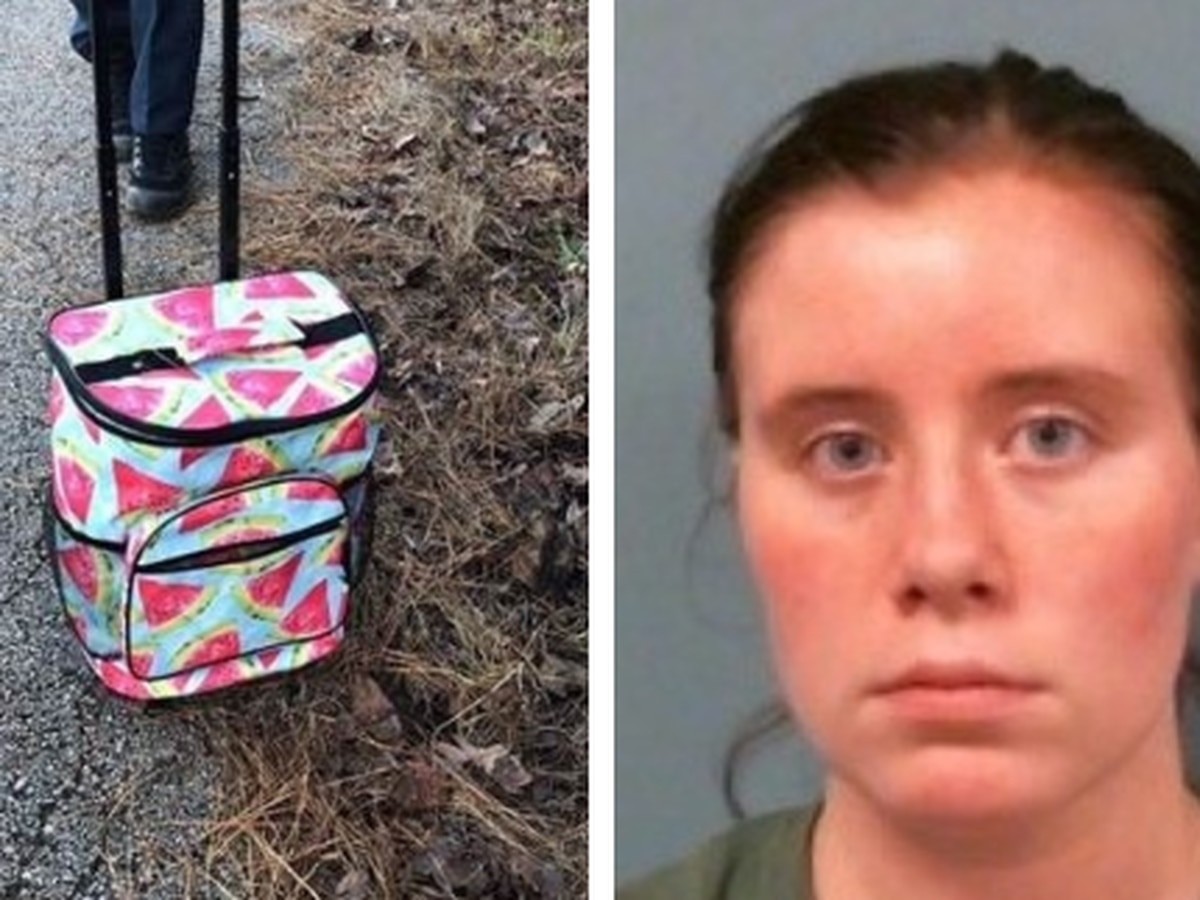 Mother of Ga. baby found dead in cooler identified 14 months later