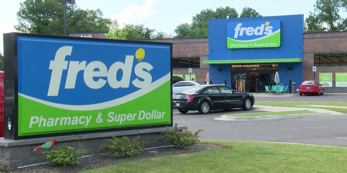 Fred's to close 159 stores nationwide