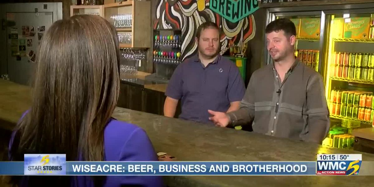 Wiseacre: Beer, business and brotherhood