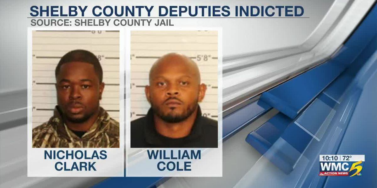 2 Shelby County deputies indicted on theft charges