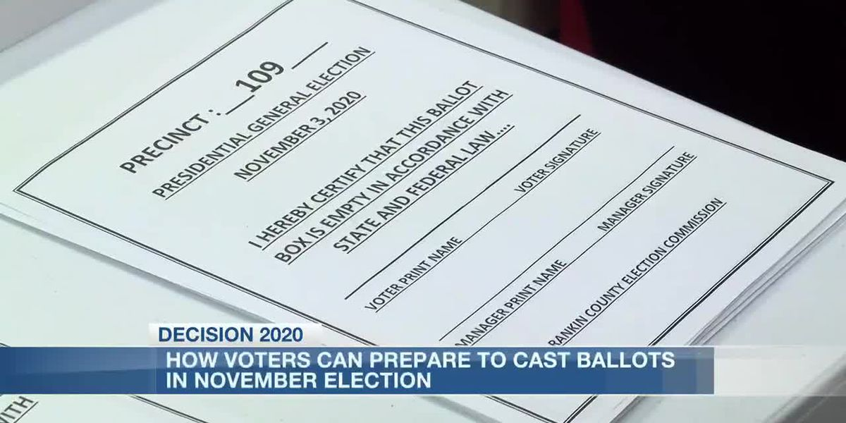 Casting a Mississippi ballot will look different in November