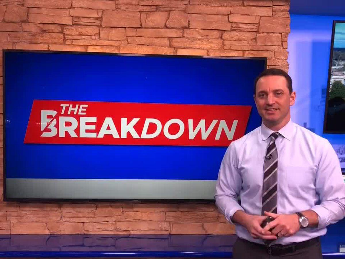 Breakdown: Why does it get windy
