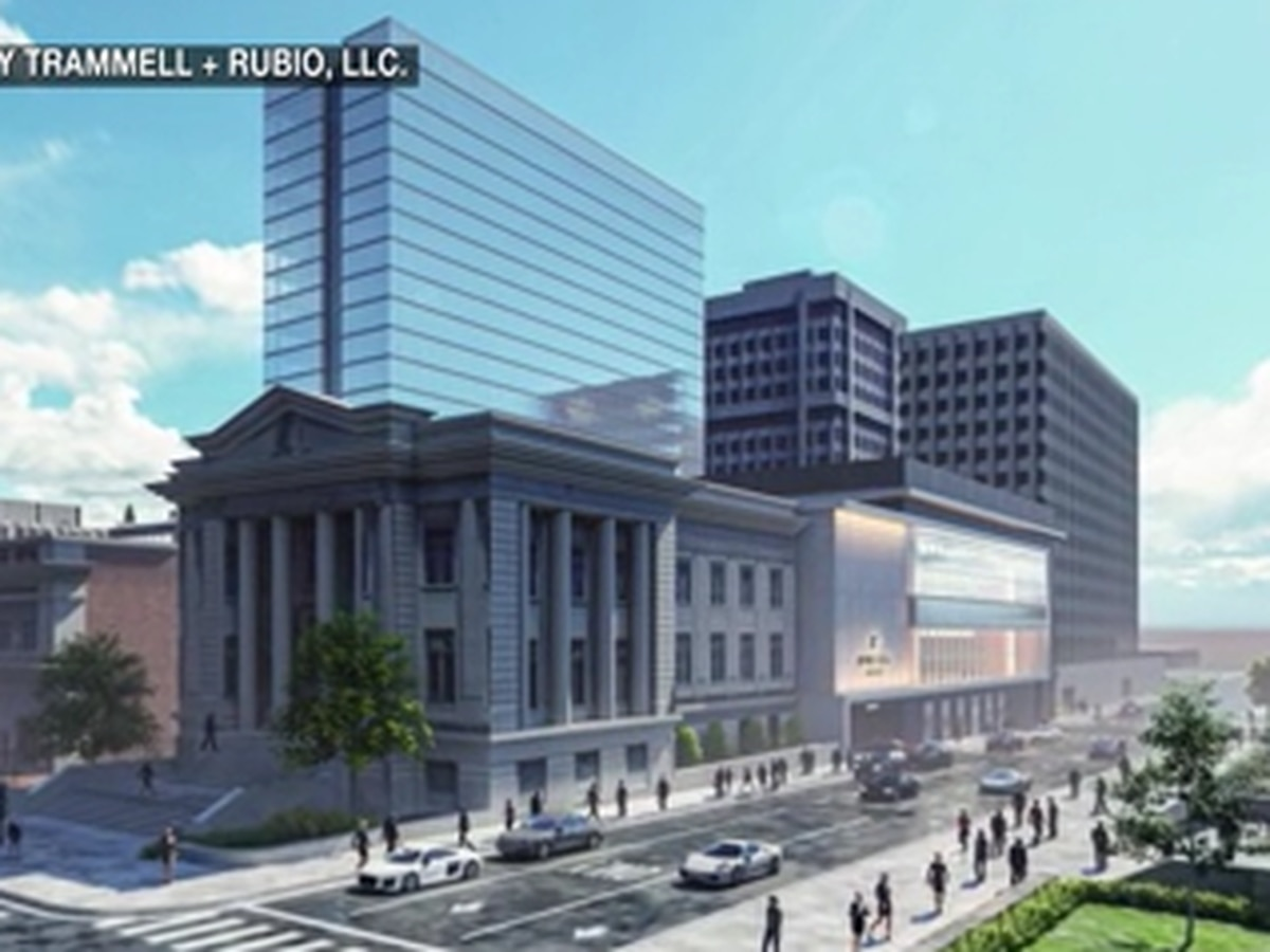 Loews Hotel makes reduction in downtown Memphis project