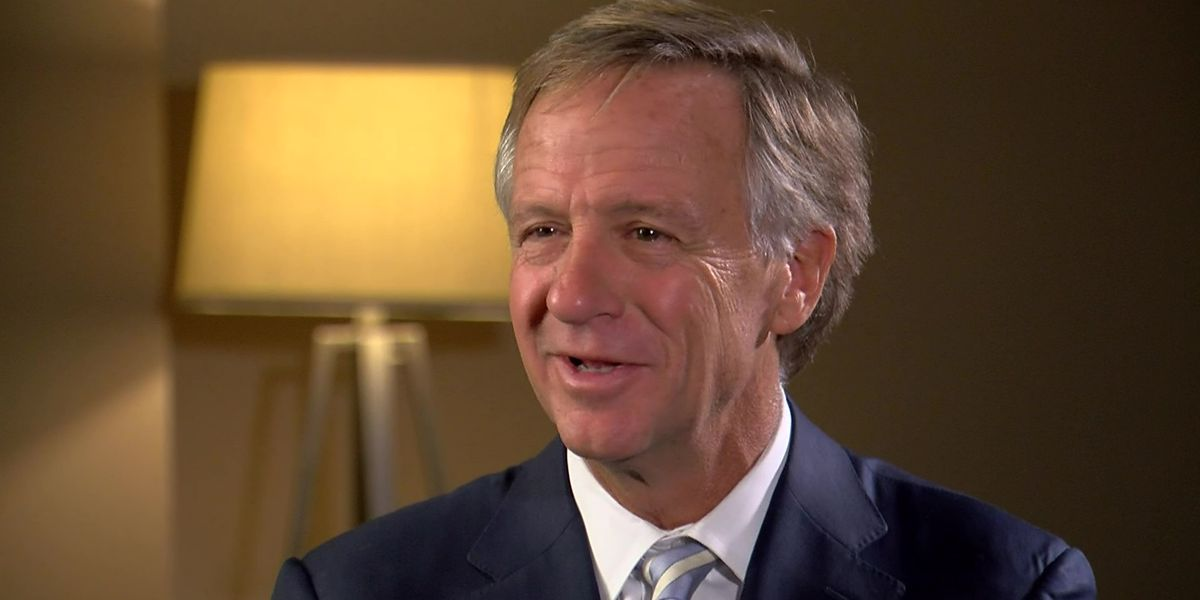 Former Tennessee Gov. Haslam won't run for US Senate seat