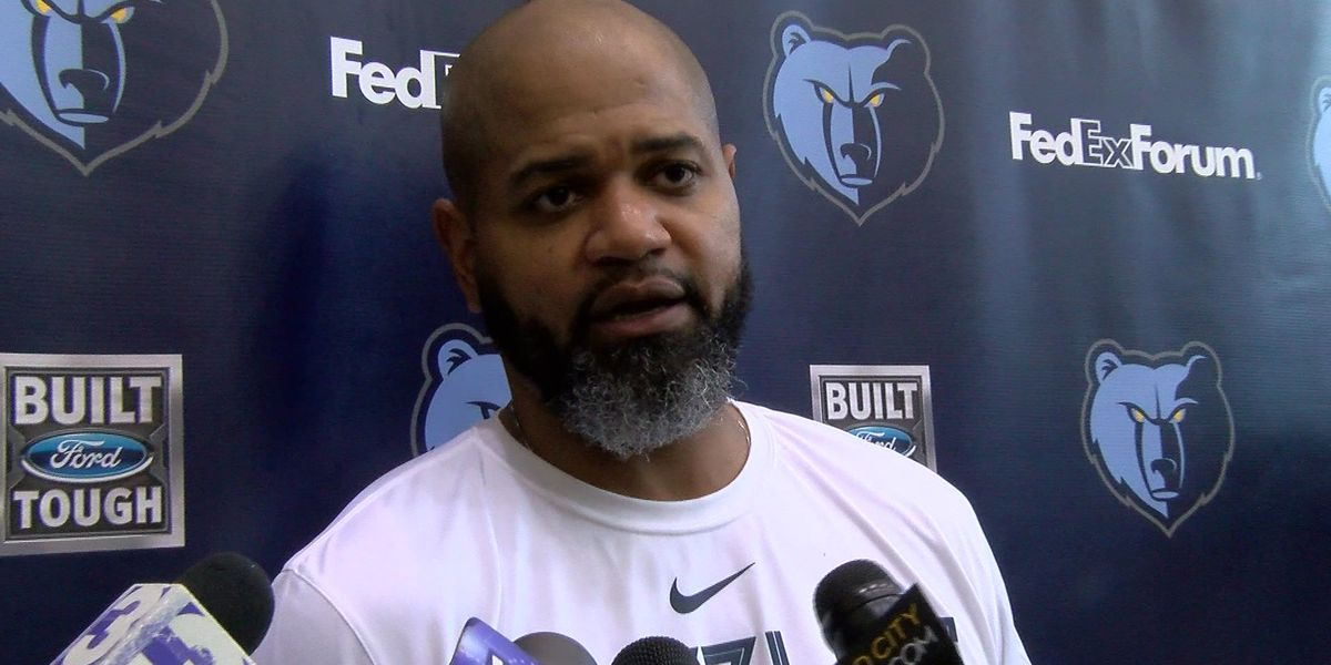 Grizzlies fire coach Bickerstaff, re-assign GM Wallace