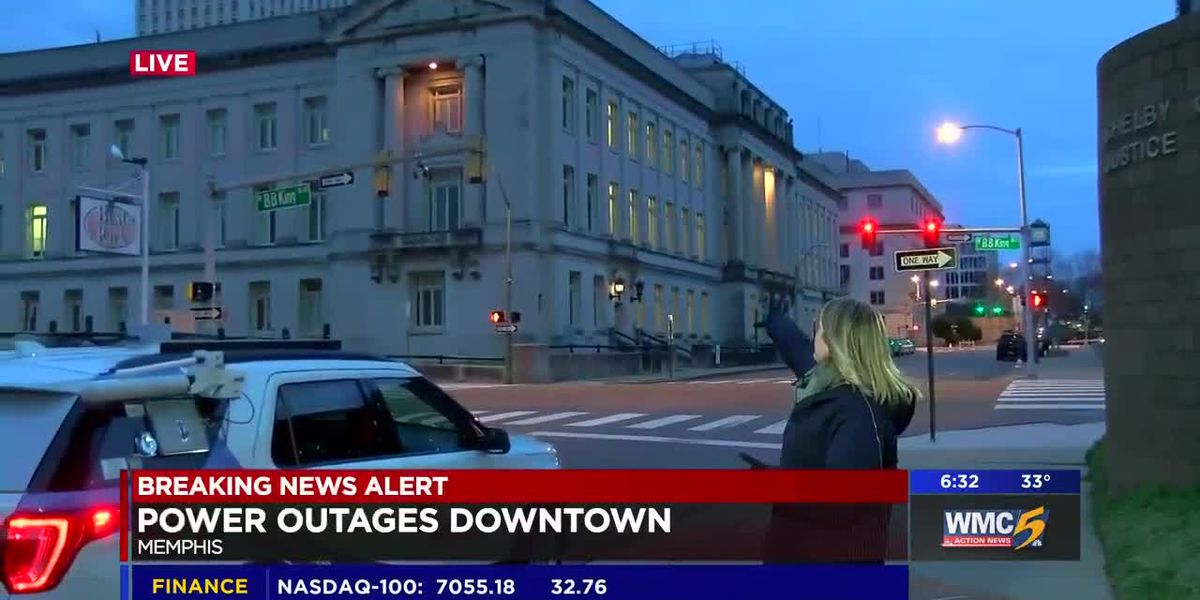 Power returns after outage across Downtown Memphis