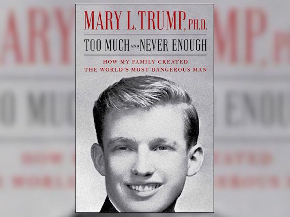 Judge rules Mary Trump can publicize book about her uncle