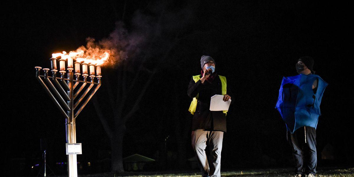 SCHD encourages celebrating Hanukkah 'together but apart'