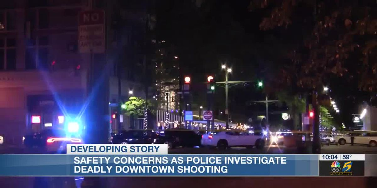 Safety concerns arise as police investigate deadly downtown carjacking