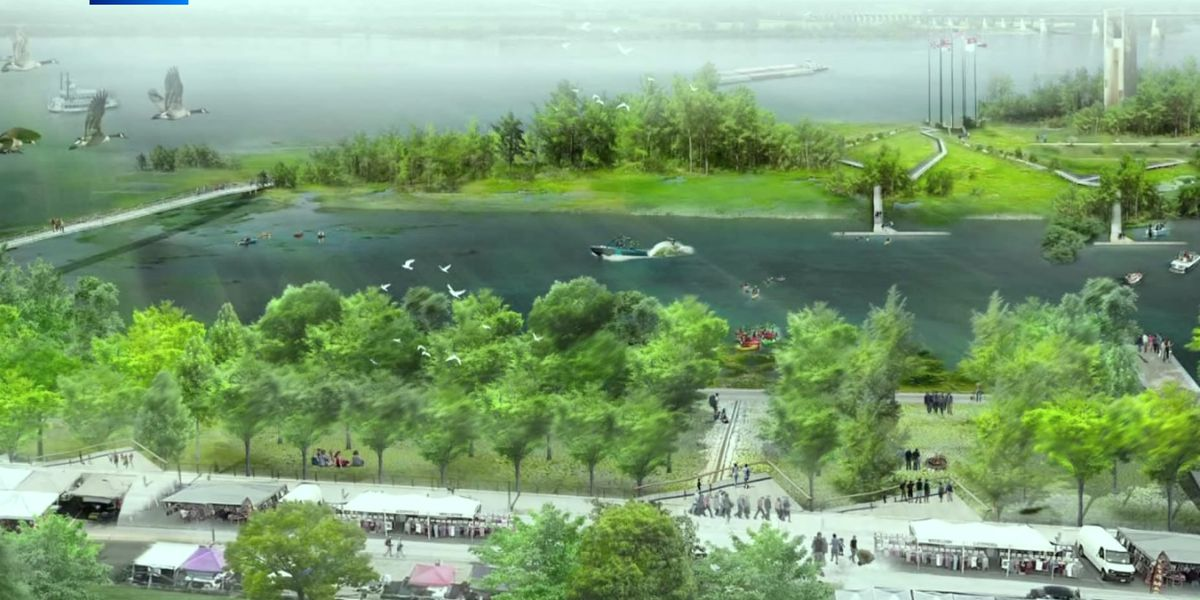 Future of Tom Lee Park comes into place