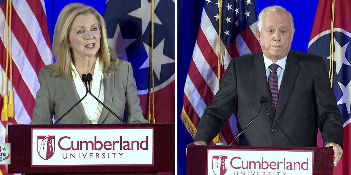Decision 2018: Analyzing Blackburn, Bredesen's first debate