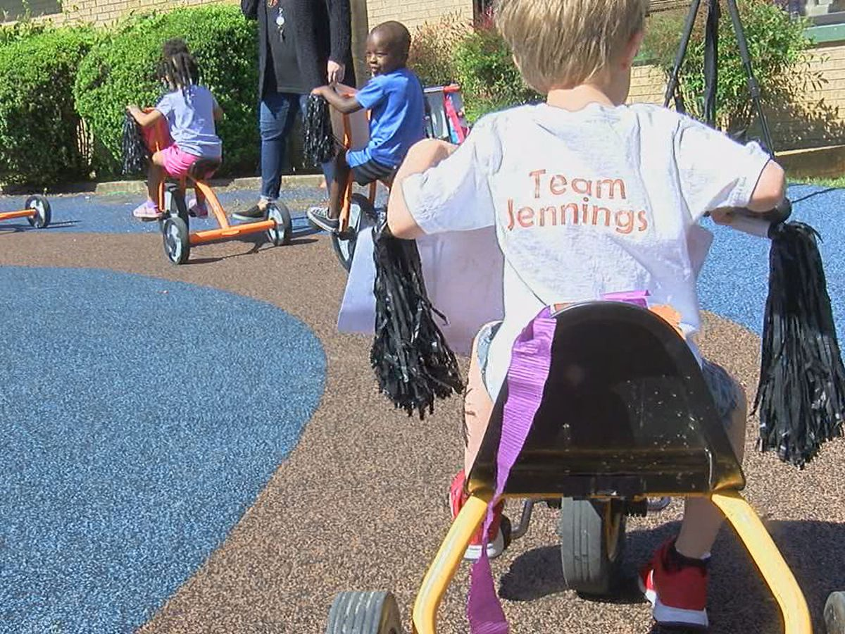 Jonesboro Pre-K raises over $15,000 for St. Jude