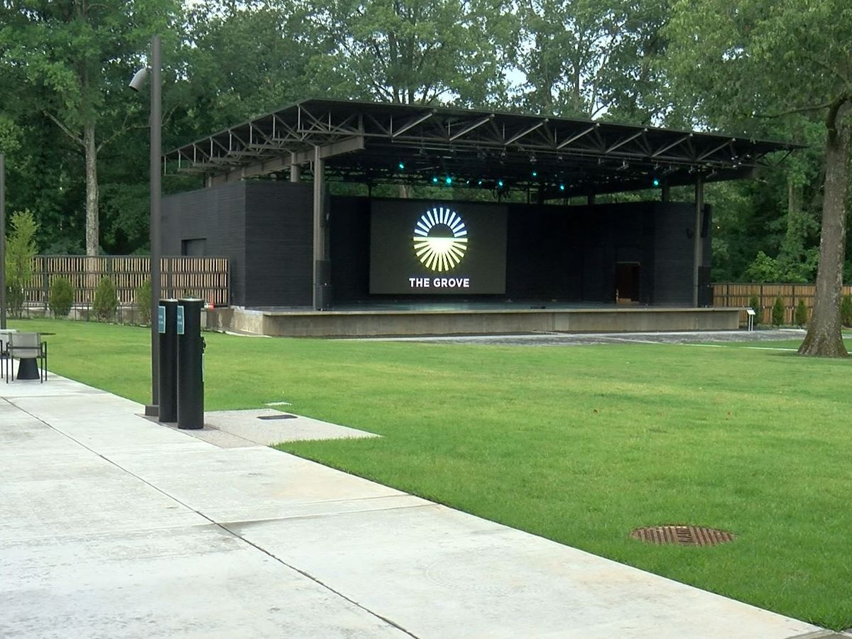 5 Star Story: The Grove at GPAC -- a peaceful place of nature and arts