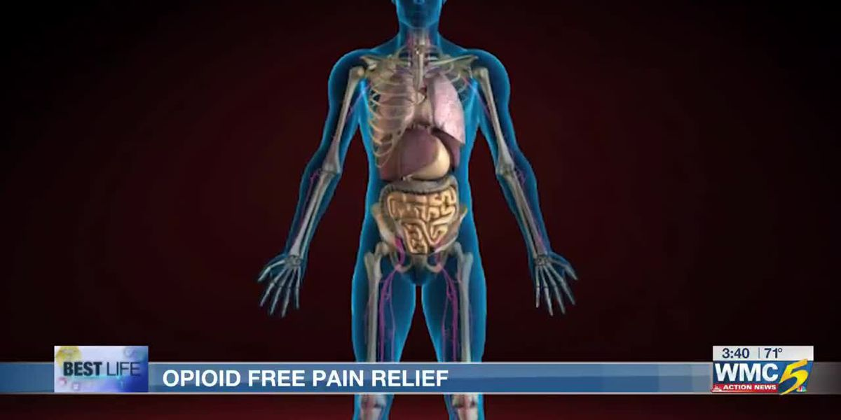 Best Life: opioid-free pain relief