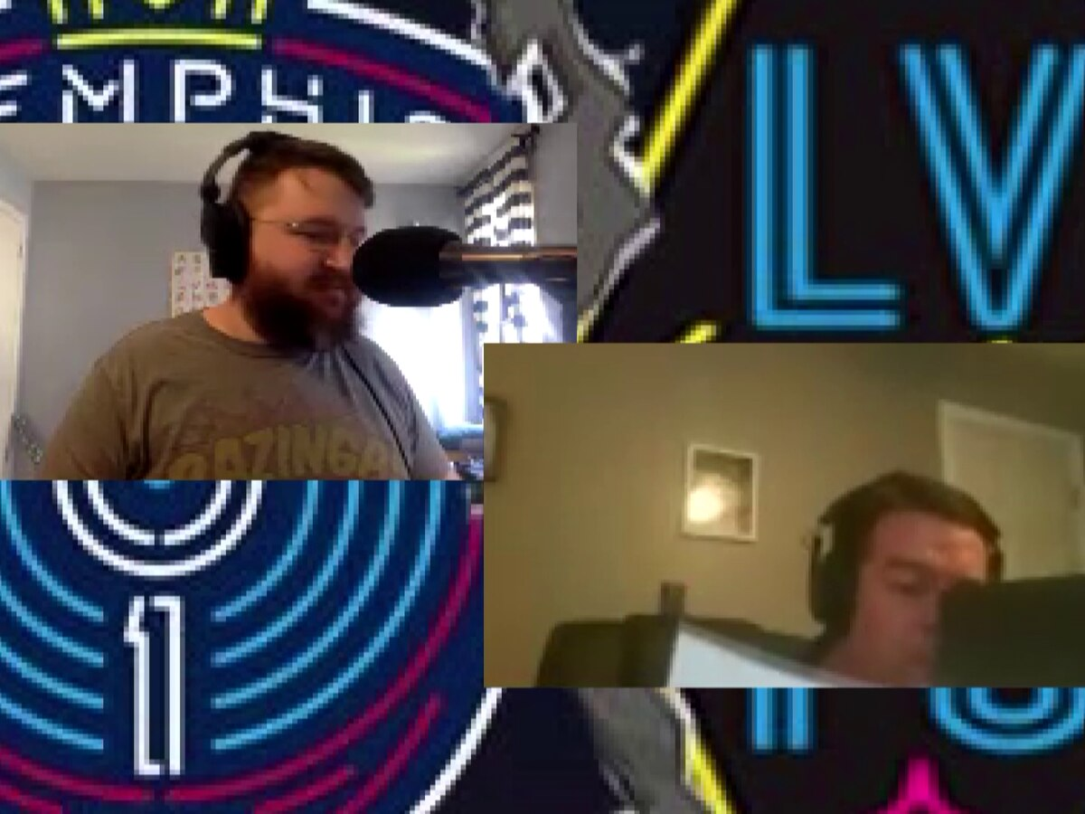 My 3 Subs Podcast creates simulated Memphis 901 FC broadcast during coronavirus hiatus