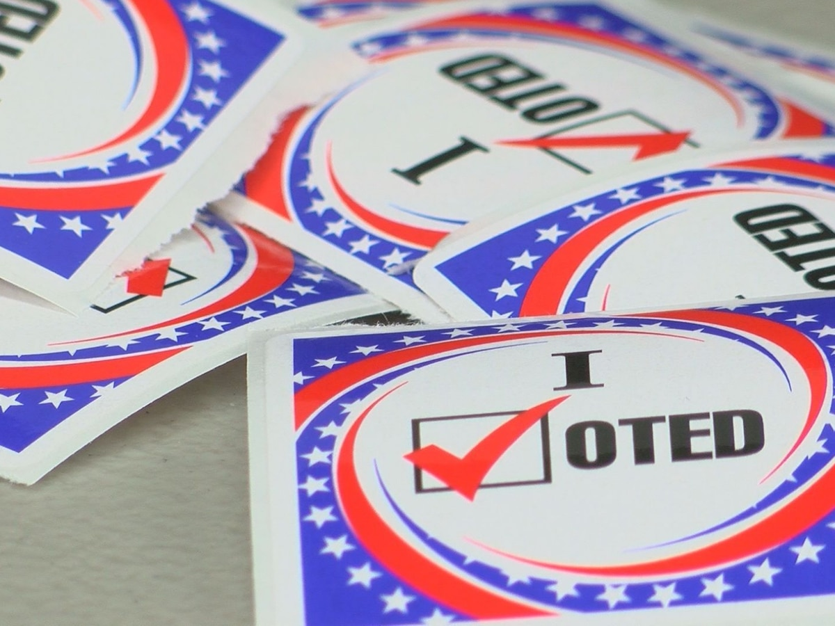 Early voting begins Wednesday for Shelby County