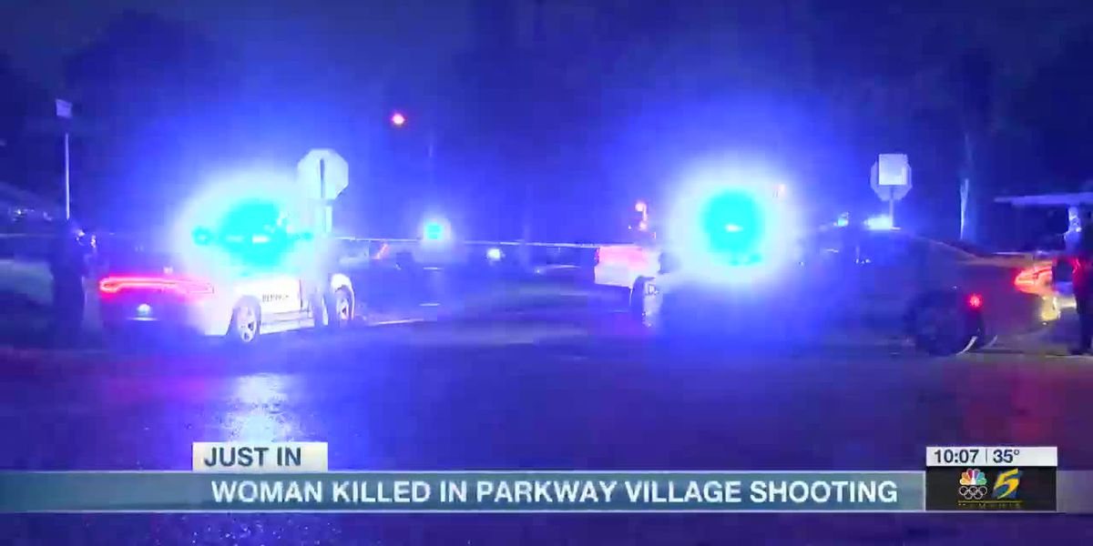 Police: Woman killed in shooting in Parkway Village