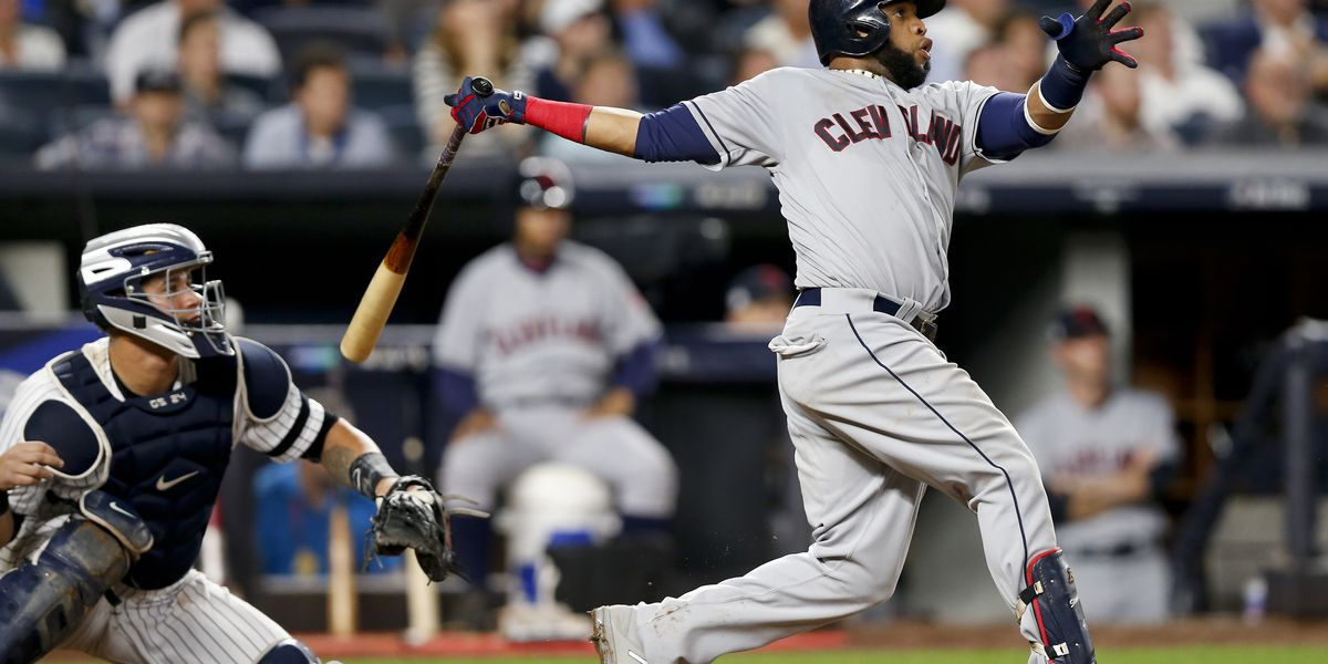 Encarnacion to Mariners, Santana to Indians in 3-team trade