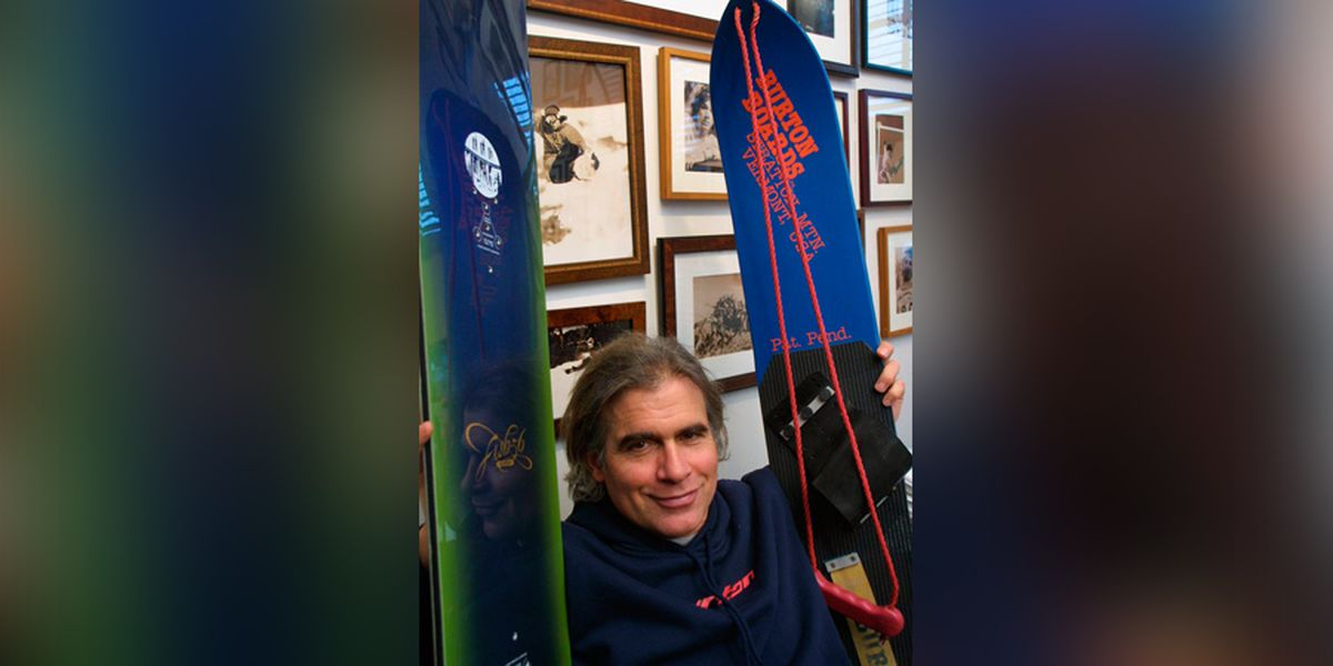 Snowboarding visionary Jake Burton Carpenter dies at 65