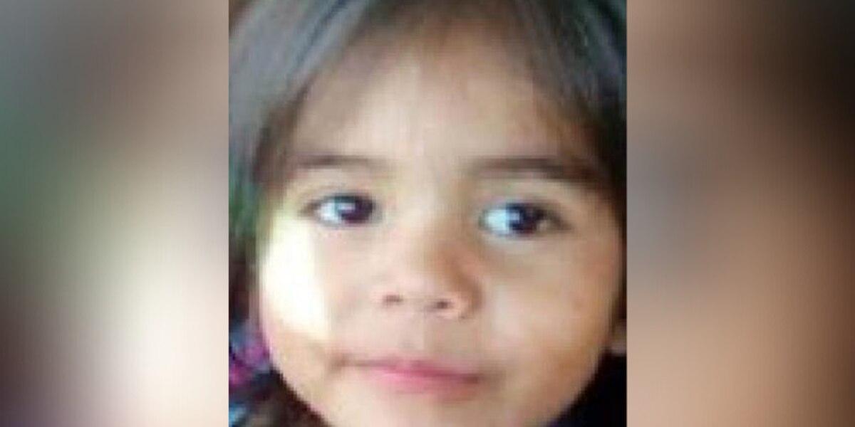 Amber Alert issued for missing Texas toddler