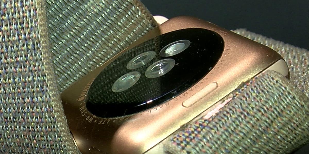 Mid-South teen's Apple Watch triggers rash