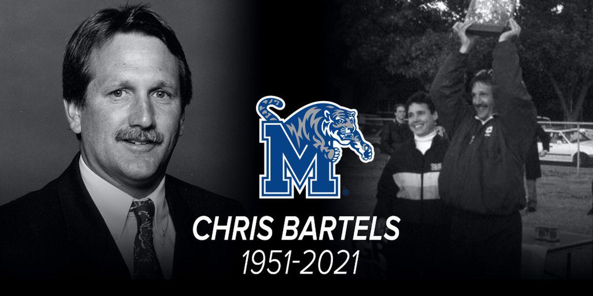 Former men's soccer head coach Chris Bartels dies at age 69