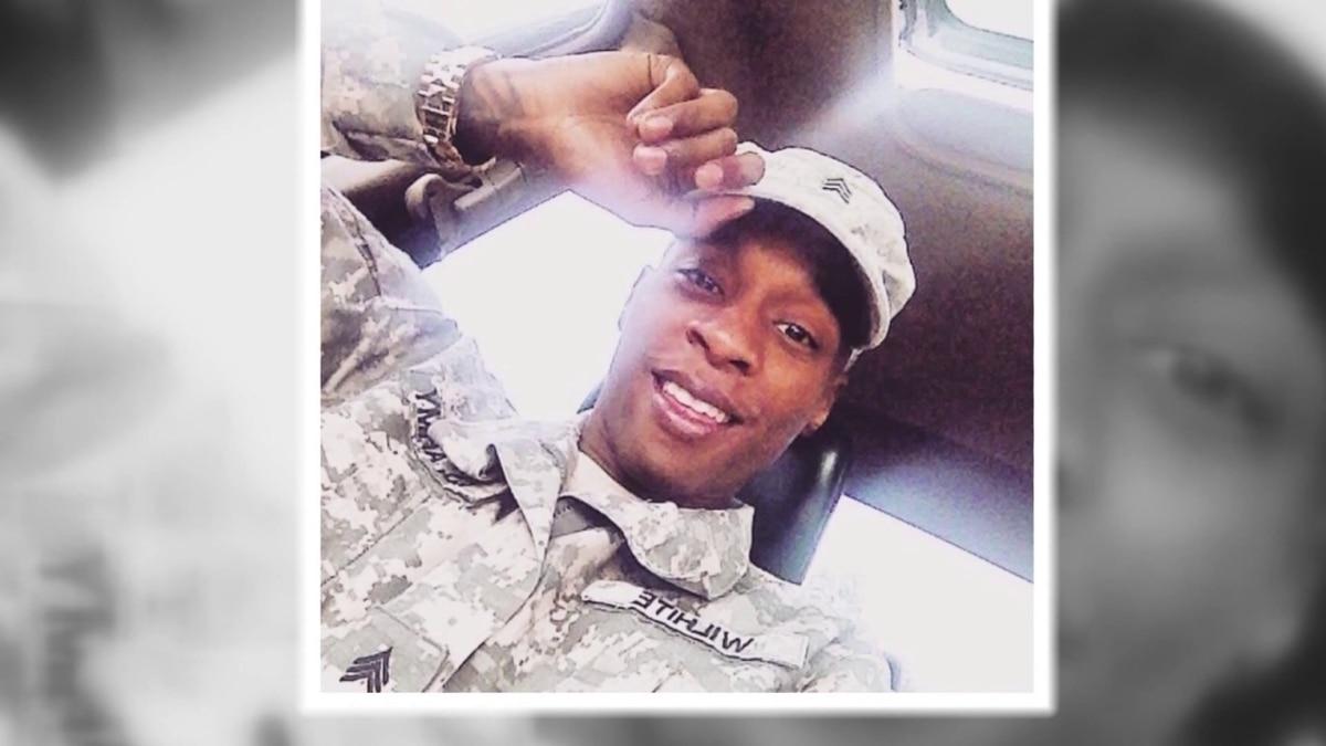 Vigil held for U.S. soldier killed in 2015