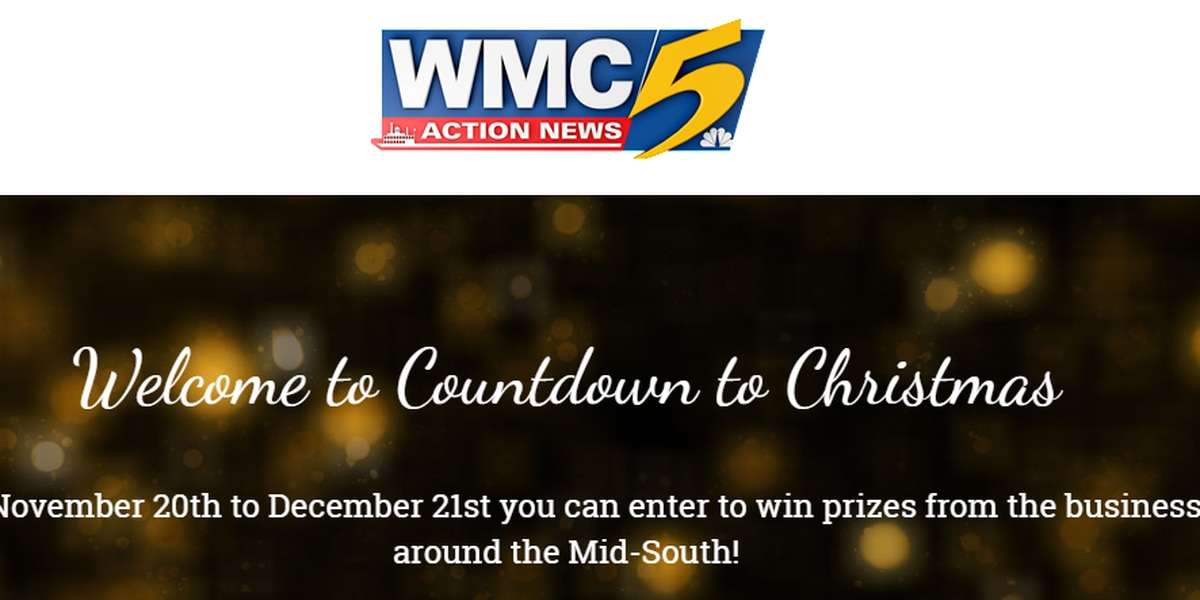 WMC's Countdown to Christmas contest