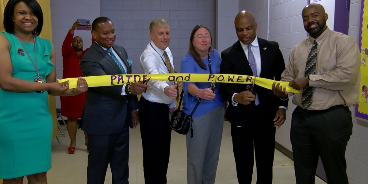SCS opens first trauma center