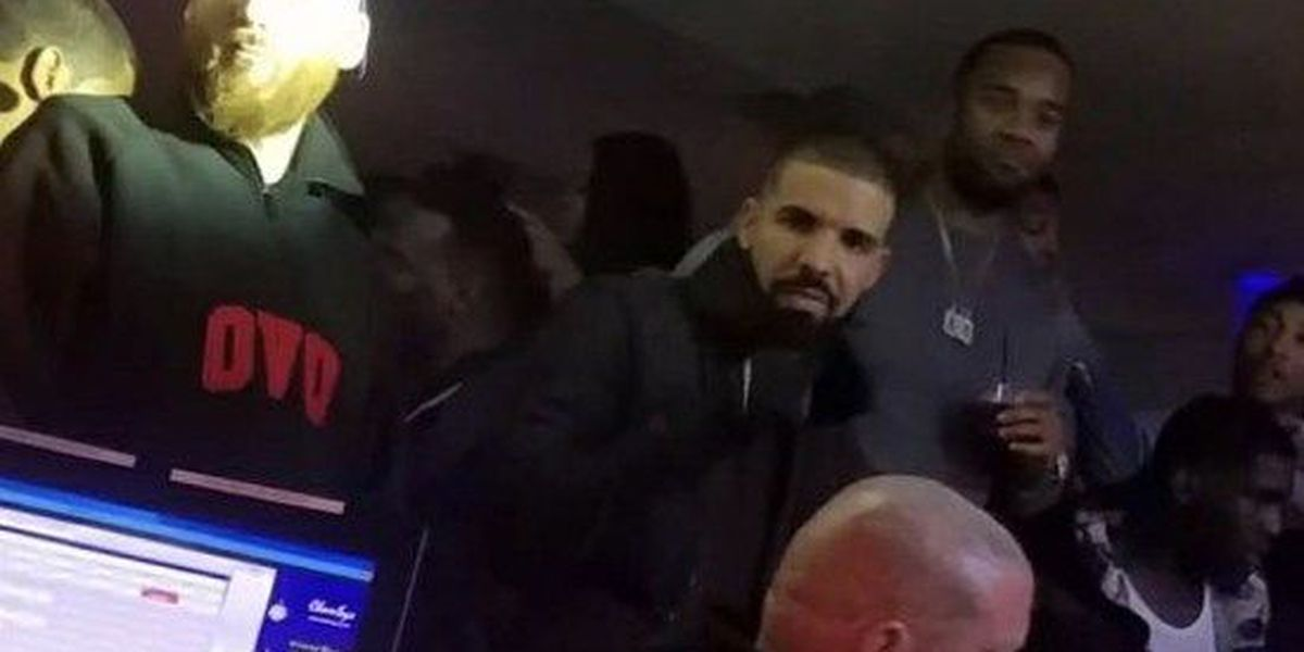 Drake hosts pop-up private party in Memphis