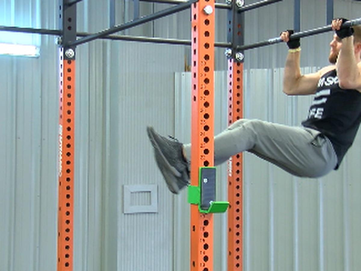 """Arkansas State University student makes it on """"American Ninja Warrior"""""""