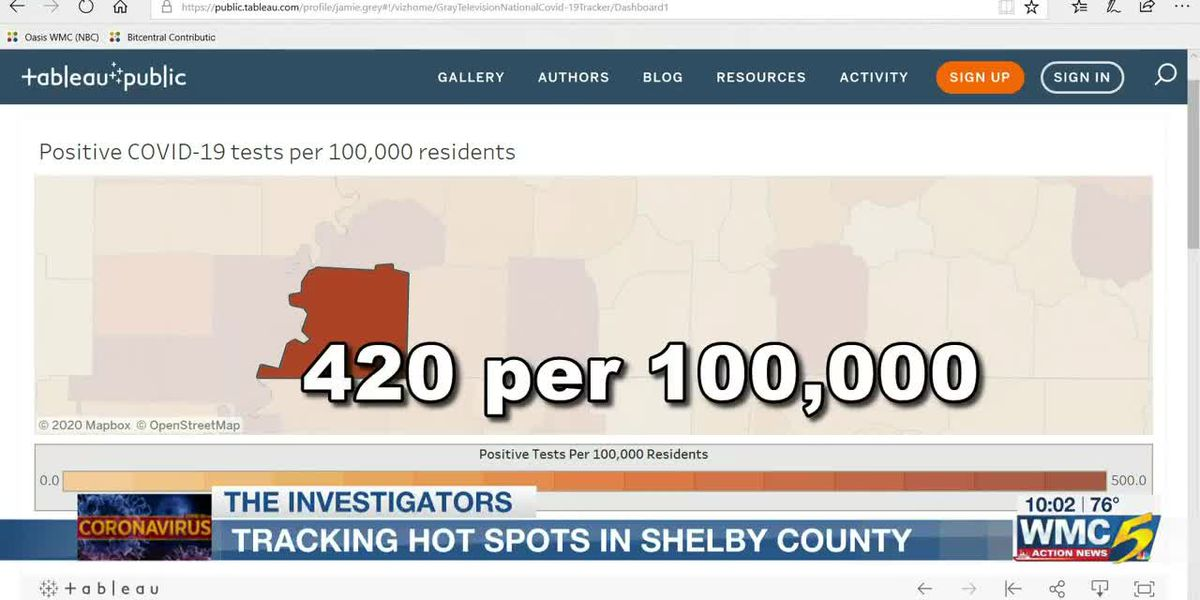 The Investigators: Shelby County Health Department changes how it measures COVID-19 infection rates