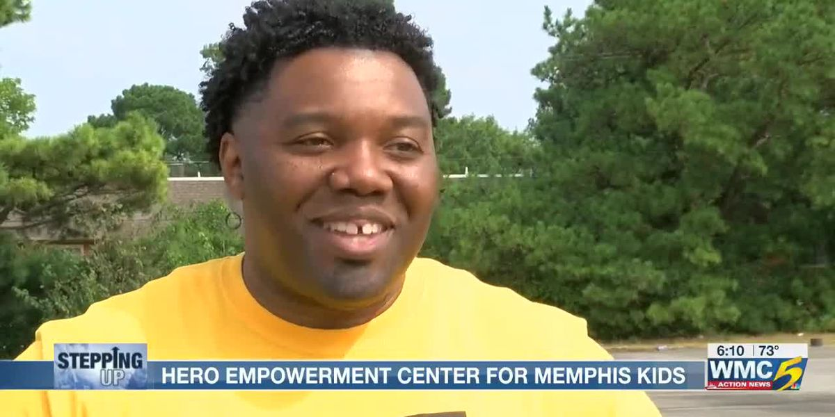 Hero Empowerment Center planned for Hickory Hill