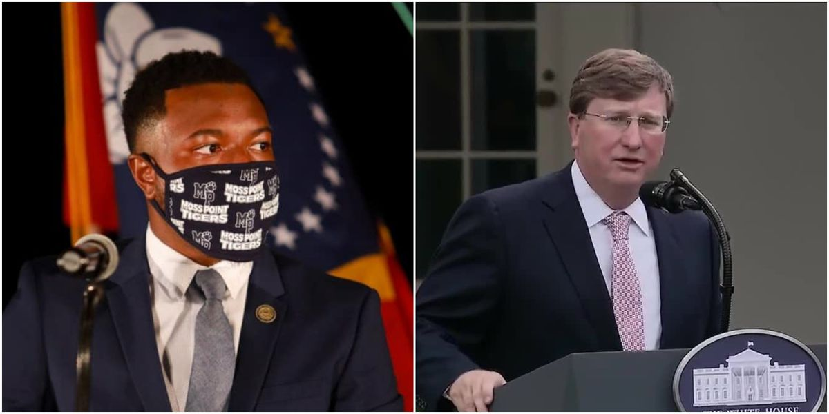 Miss. Gov. urged to enforce statewide mask order by State Rep.