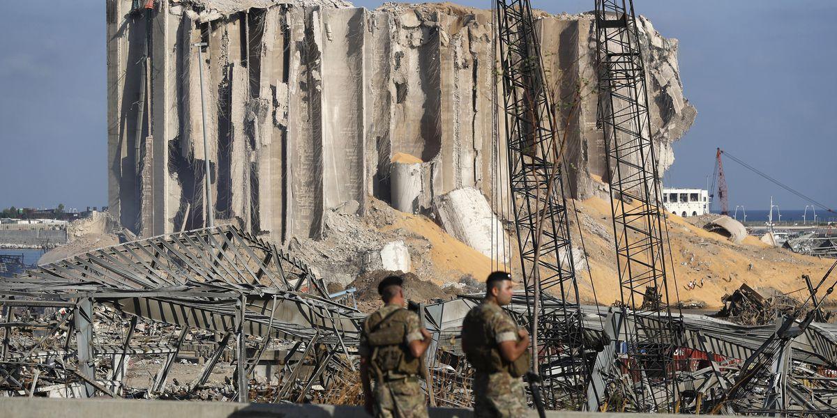 Lebanon probes blast amid rising anger, calls for change