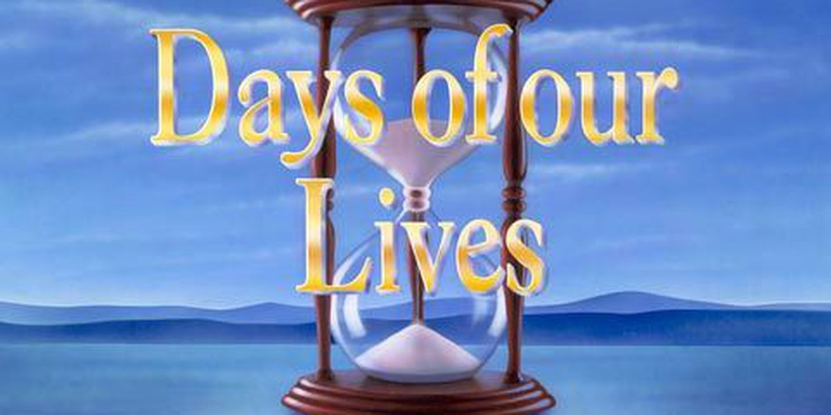 PROGRAMMING ALERT: 'Days of our Lives' rescheduled