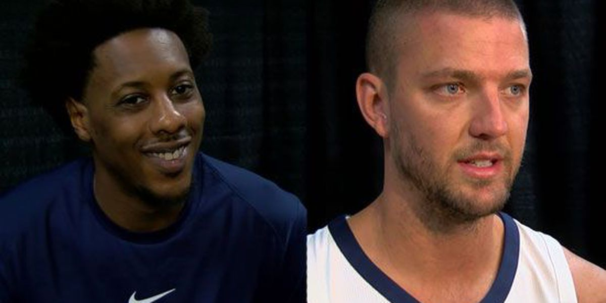 Parsons, Chalmers hope to reboot with Grizzlies