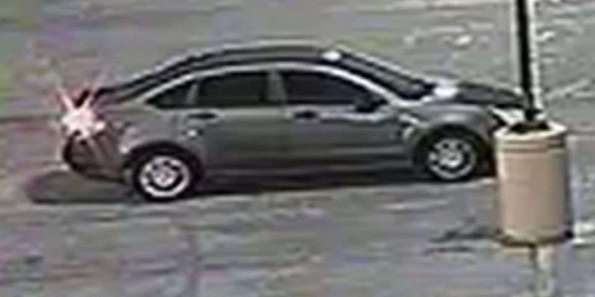 Police release surveillance photos of car missing man was last seen getting into