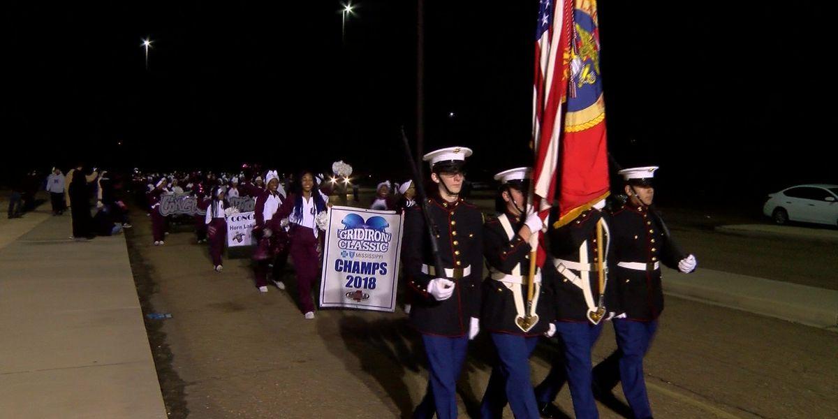 Horn Lake celebrates state championship