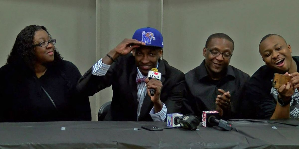 Tennessee Prep's Damion Baugh commits to UofM