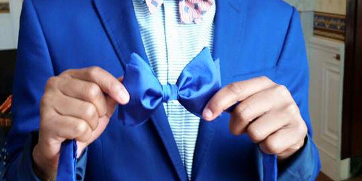 Memphian creates birthday bow tie for President Barack Obama