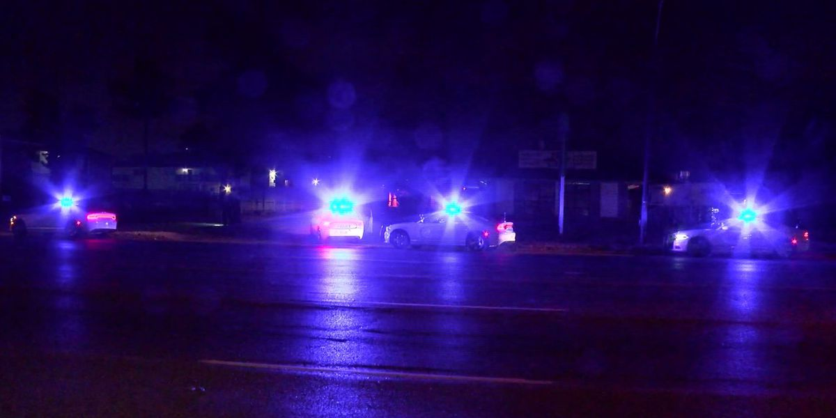 1 injured in overnight shooting on Winchester Rd