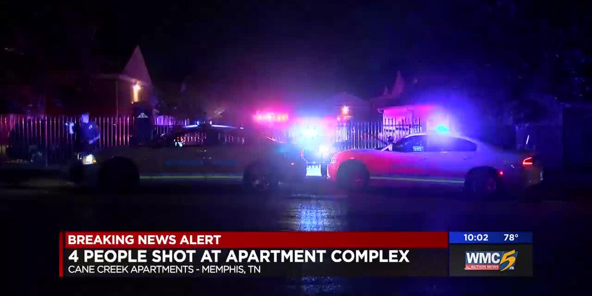 Multiple people injured in apartment shooting, police say